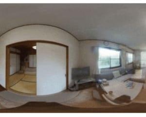VRで空室部屋を再現!不動産業者向けVRに家具消し機能を追加!