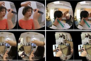 VRで美容技術を習得!日本初の美容師教育サービス「hairVR」クローズドβ版リリース