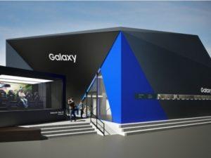 Galaxy Studio Tokyo外観