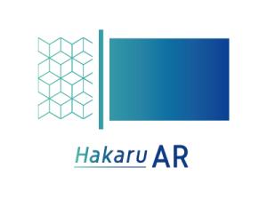 HakaruAR アプリロゴ