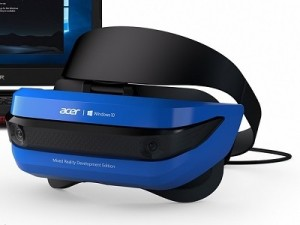 Acer Windows Mixed Reality Headset 製品画像