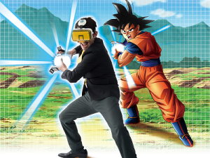 BotsNew Characters VR DRAGONBALL Zキービジュアル