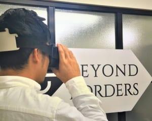 VRで海外物件を視察!ビヨンドボーダーズ「VR視察サービス」開始!