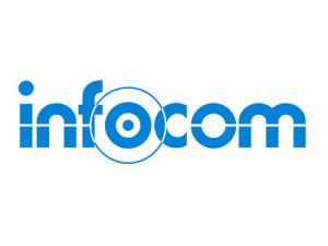 VR企業, infocom,企業ロゴ