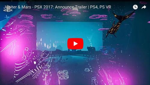 E3 PSVR Jupiter&Mars