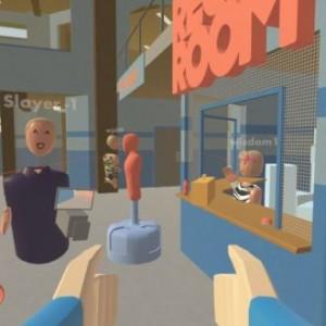 Rec Roomゲーム画面