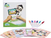塗り絵がARオブジェクトになる玩具「Dr. Panda Plus Home Designer」