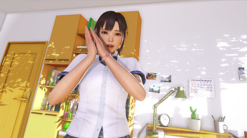 HTCviveゲーム「VRカノジョ」