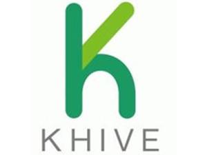 VR企業,khive ,企業ロゴ