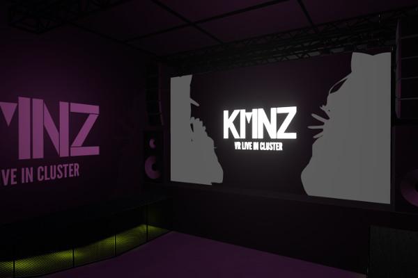 KMNZVRライブステージ