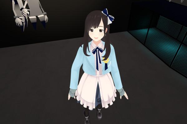VRライブ花鋏キョウファン交流