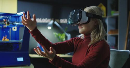 VR実験室の実用化