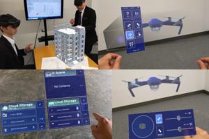 製造業・建設業向け可視化ソリューション「mixpace」のHoloLens2対応版がリリース!