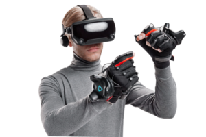 VR向け統合型モーションキャプチャソリューション「Manus Polygon」登場!