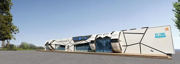 バンダイナムコのVRが中国に上陸!北京に「VR ZONE BEIJING」今秋オープン