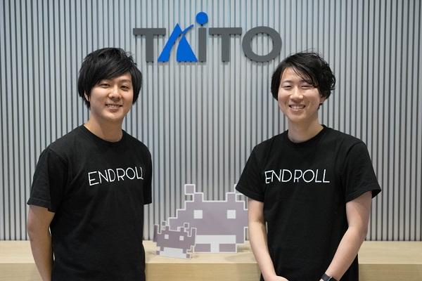 ENDROLLとTAITOが協業!店舗などのリアルな場所を舞台とした新たなARゲームの開発を推進