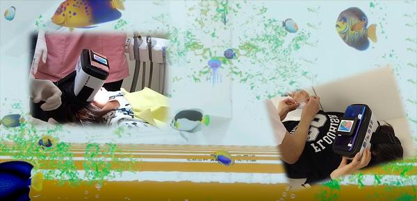 VR/ARで子どもの痛みと不安を軽減!小児用治療支援システム「BiPSEE医療XR」サービス開始