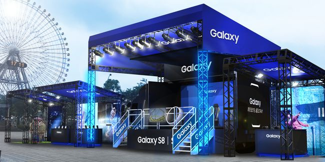 VRイベント,Galaxy キャラバン 横浜,イメージ