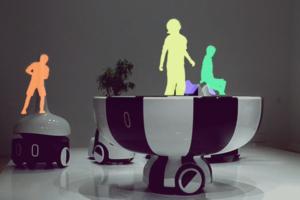 ホロラボがDeNA×nendo共同制作コンテンツ「coen car」のAR技術展示に協力
