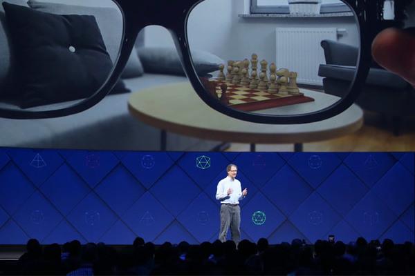 ニュースイッキ見FacebookとOculusがAR部門を本格強化