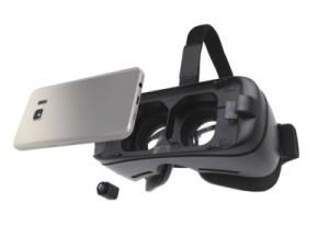 ヘッドセットにカメラを追加