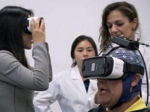 VRを記憶障害の研究に活用する