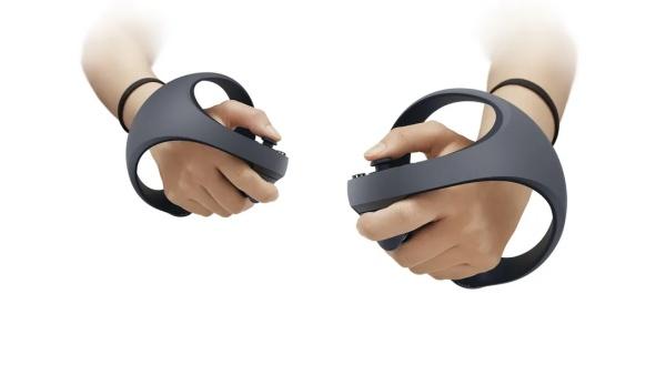 次世代VRコントローラーも開発
