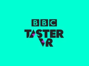 BBC Taster VRロゴ