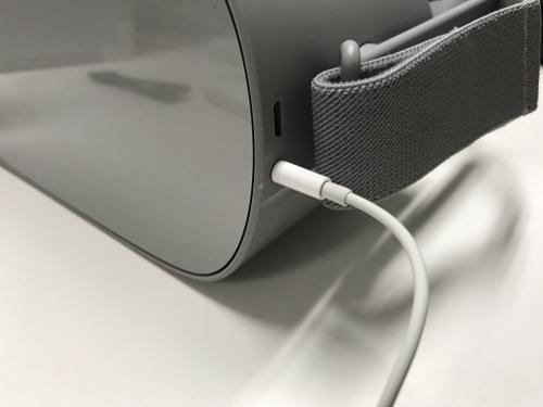Oculusgoとイヤホン