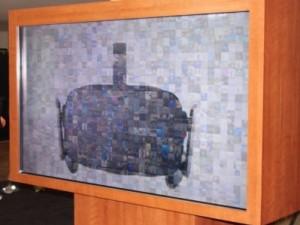 Oculus Connect会場のモンタージュ
