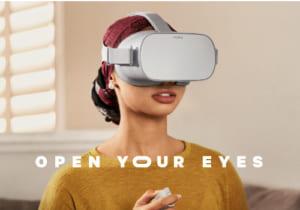 Oculus Goが日本発売決定!公式サイトより23,800円より購入可能!