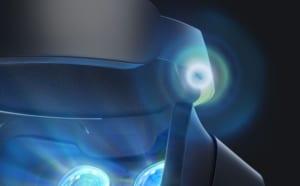 OculusRiftSの改良されたオーディオスピーカー