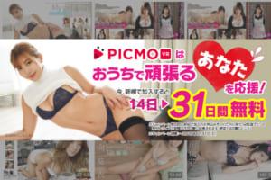 【延長!】31日間無料!PICMO VRがキャンペーンさらに延長!