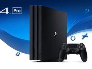 標準のPS4よりも高性能なPS4 Pro