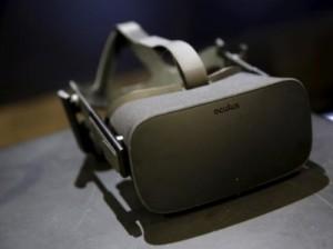 OculusのVRヘッドセット
