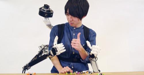 VRロボットアーム