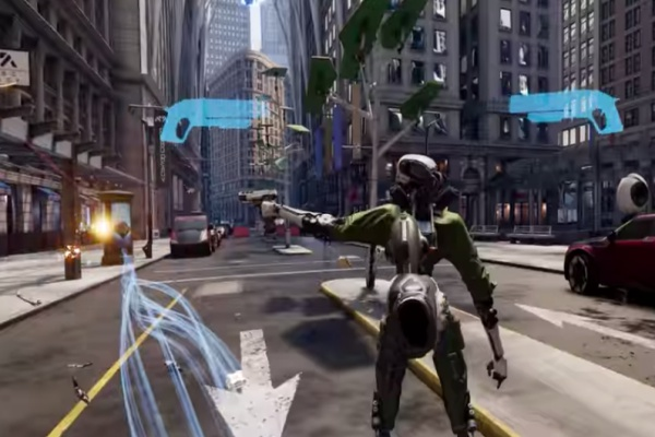 OculusRift向けおすすめVRゲームRoboRecall