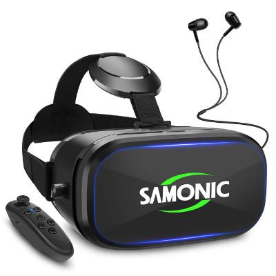 おすすめVRゴーグル「samonic 3d」