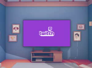 Twitchで配信