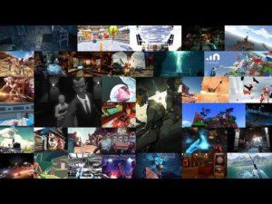 Oculusプラットフォームには豊富なコンテンツが存在する