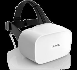 FOVE|視線追跡型VRヘッドセット