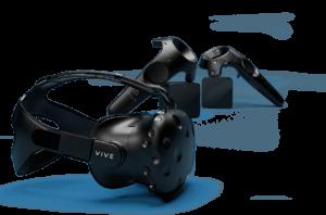 HTC VIVE|PC向け高性能VRヘッドセット
