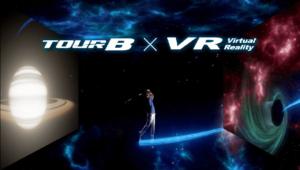 TOUR B x VR