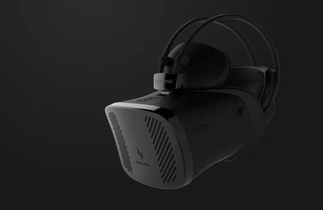 一体型VR(仮想現実)ゴーグル「IDEALENS K2+(アイデアレンズ ケーツー プラス)」を法人向けにレンタルするサービス