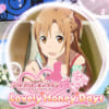 SAOのVRアプリ「ソードアート・オンライン Lovely Honey Days」発表!アスナとドキドキ体験!
