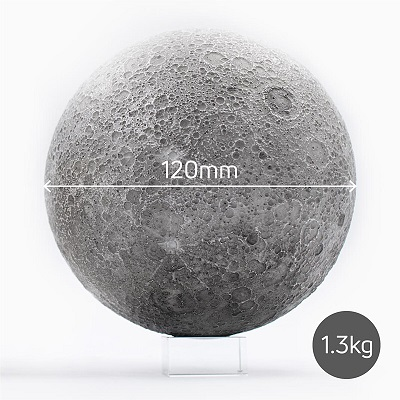 AR技術で月の魅力に迫る!スマホをかざすと月に関する情報が浮かぶ「LUNAR Pro」販売開始