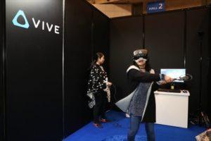 「VIVEトラッカー用ラケット」搭載!VR「ブラッククローバー」をジャンプフェスタ2018のエイベックス・ピクチャーズブースにて限定公開