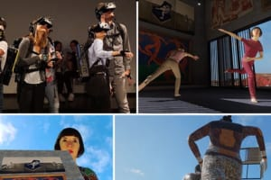 観客がバーチャルとリアルを行き交うジル・ジョバンの話題作!「VR_I」が日本初公開!