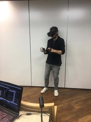 VR環境でアニメ制作が可能に!「MARUI」が3Dアーティストとコラボしアニメーション機能を開発!