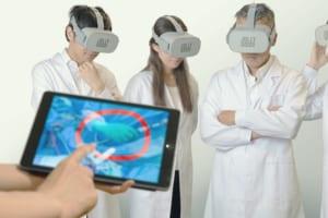 医療学会初のVRハンズオン集合セミナー開催!VRで整形外科手術を体験実習